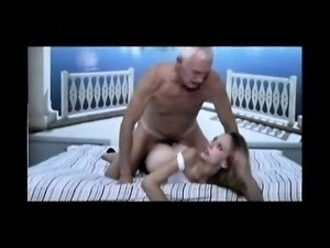 Funny young blonde pov povd HD