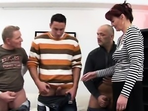 Jasmine Lynn Anal double penetration Group Sex
