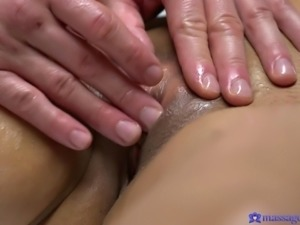 Max knew that she was enjoying the massage, by the way she moaned, as he ran...