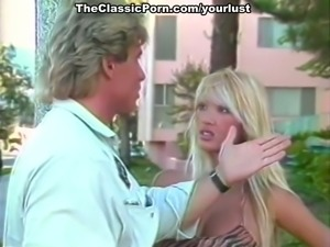 Filthy retro chicks Bionca, Jade East, Kascha in classic sex video