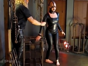 Hey guys, you need to see this! Believe me, this exciting bdsm session with...