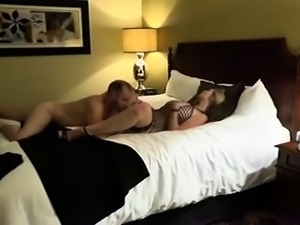 Voyeur Video of Blonde MILF Sarah D