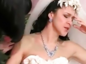 Bride and lesbian