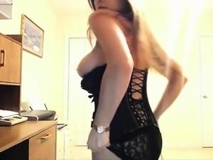 FakeAgentUk Blonde Scottish babe big boobs
