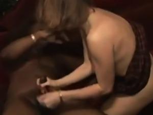 Mature amateur milf wife kinky interracial cuckold
