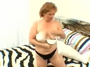 Salacious mature slut Megan is a total freak and she loves to suck a dick