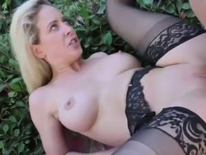 With a strong desire to please her man Cherie DeVille is ready to fuck