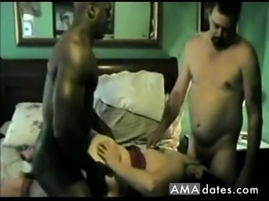 Her husbands cock is not enough for her