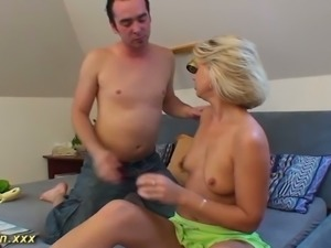 This mature blonde is a freak in the sheets and she loves to ride a dick