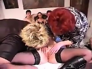 Horny amateur couples indulge in hardcore group sex action