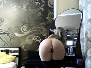 Russian Wife Getting Dirty On Cam...