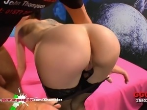 Susana the Gorgeous Anal Lover - German Goo Girls