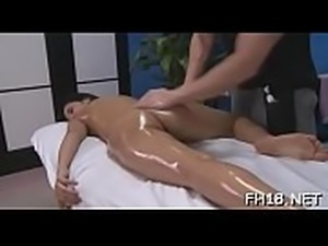 Gorgeous 18 year old hungarian princess gets fucked hard by her masseur
