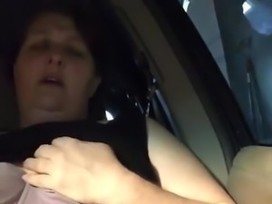 32 Orgasms in a Day Challenge: 6 of 32 (in the car)