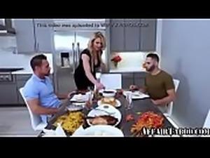 My Mom Eating Two Friends Cocks ➤ AffairTaboo.com