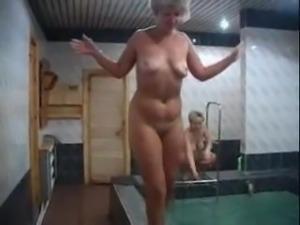 matures sauna sexual adventures