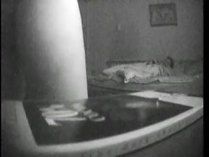 Hot amateur babe enjoying hardcore sex action on hidden cam