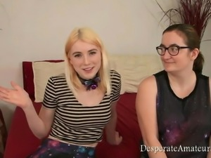 Casting nervous desperate amateurs compilation milf teen bbw