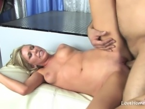 Kinky blonde likes to ride and suck.mp4