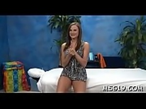 Amazing gal with perky tits gets pleasure of deep  mouth job