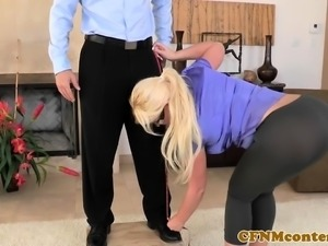 Bigass spex milf gets doggystyled deeply