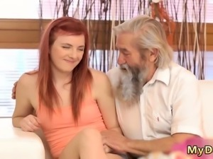 Young skinny petite first time Unexpected experience with an