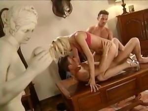 Threesome german