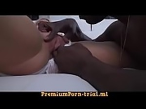 beatiful blonde fucked by bbc
