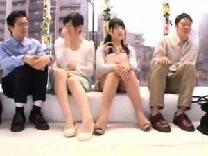Uncensored Japanese Group Hardcore Sex