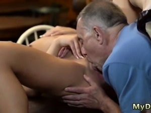 Old mature young girl anal Can you trust your gf leaving her