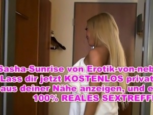 german tight girlfriend private at shower
