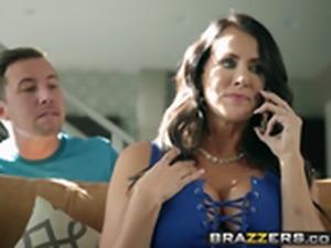 Brazzers - Mommy Got Boobs - Reagan Foxx Jessy Jones - Save The Tits -...