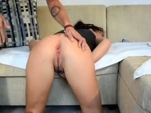 Sexy Amateur Webcam Deep Anal Free Webcam Anal Porn Video