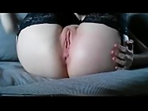 Awesome chick craving for fat dick