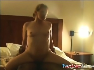 Cuckold - Interracial scene record with a high quality cam