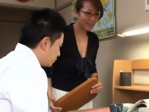 Amateur japanese with large boobs fantastic sex moments