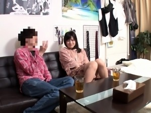 Amateur asian couple reality