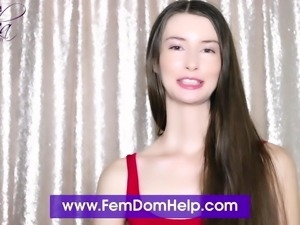 FemDom Addiction Therapy Training by Empress Mika