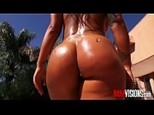 Bamvisions Big Booty Anal Babe Brandi Bae
