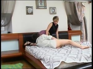 Blonde mature amateur extreme huge toys insertions
