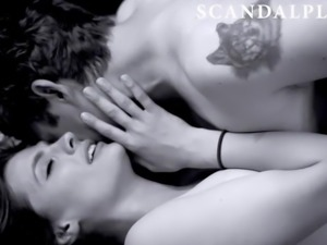 Stana Katic Nude Sex in 'For Lovers Only' On ScandalPlanet
