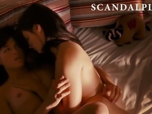 Selma Blair & Stana Katic Nude Lesbo Scene on ScandalPlanet