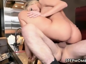 Brunette hairy milf creampie and blonde fucks young Horny St