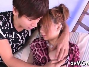 Remarkable mature oriental Junna Hara enjoys extreme sex