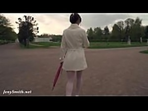 The Art of Public Nudity by sexy Jeny Smith &mdash_ Erotic Video Compilation....