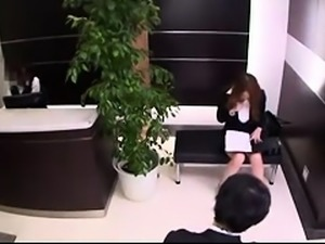 Elegant Oriental lady with big tits is in the mood to fuck
