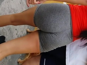 Hot girlfriend ass