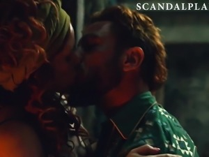 Hani Furstenberg Nude Sex in American Gods On ScandalPlanet