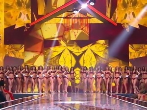 Miss Russia 2019 - Swimsuits