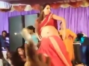 Hot indian dance